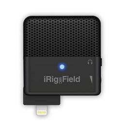 Irig Mic Field - Microfone Stereo para Áudio & Video IK Multimedia