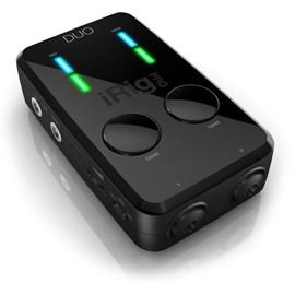 Irig Pro Duo - Interface Áudio Usb 24-bit IK Multimedia