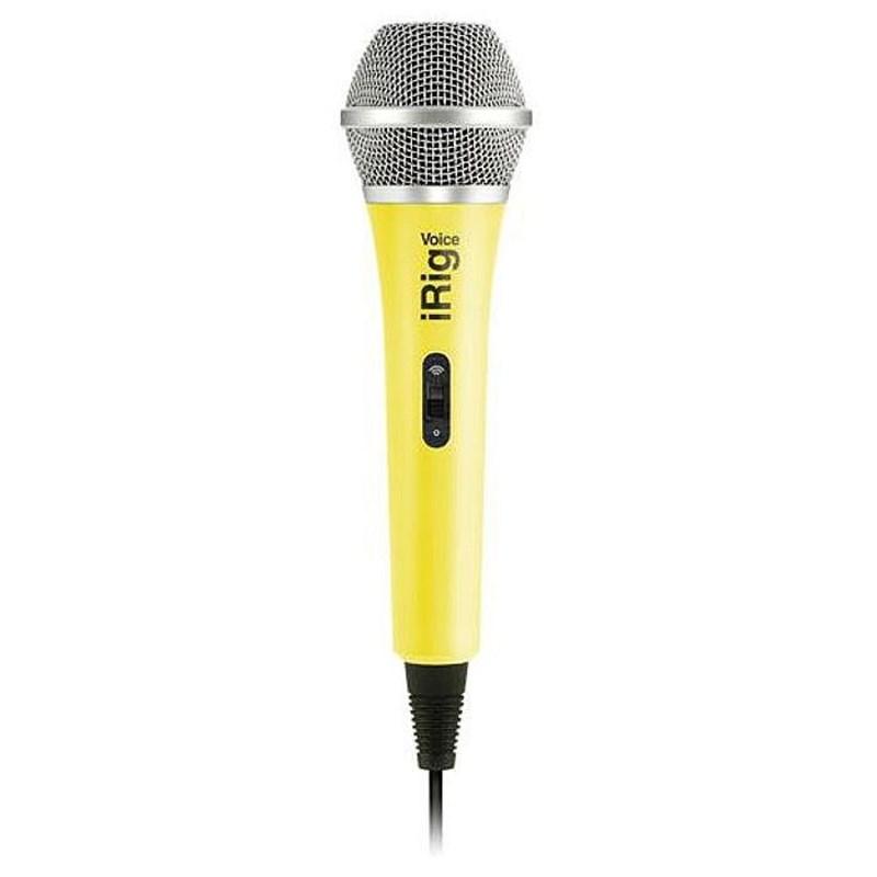 Irig Voice Yellow IK Multimedia
