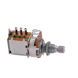 Iz-6656 Potenciometro Push/pull 250k Tone Dolphin