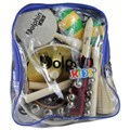 Iz-8458 Bandinha C/10 Instrumentos Infantis C/bolsa Dolphin