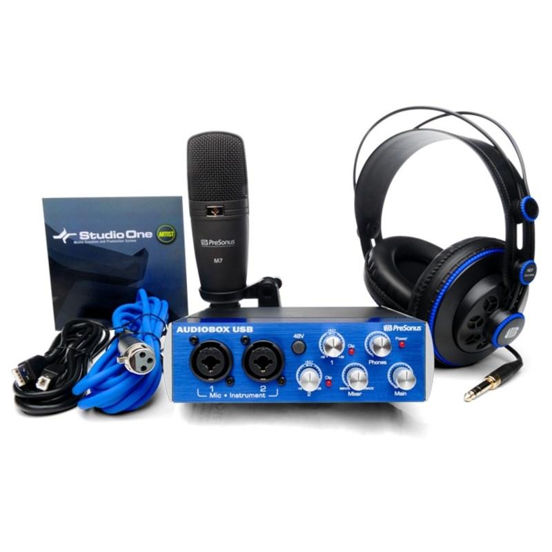 Kit Audiobox Studio Presonus