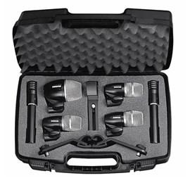 Kit de Microfones para Bateria Pgdmk6-xlr Shure