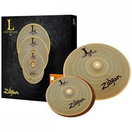 Kit de Pratos Low Volume LV38 13HH+18CRASHRIDE Zildjian