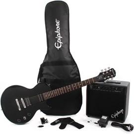 Kit Guitarra Les Paul Special Player Pack Black Epiphone - Preto (BK)