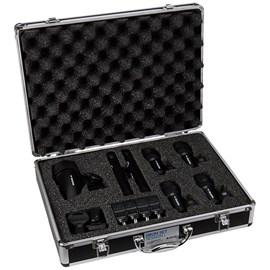 Kit Microfone para Bateria Drum Set Session I Akg