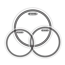 Kit Peles Ec2s Transparente Fusion (Etp-ec2sclr-f) Evans
