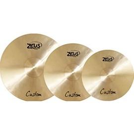 "Kit Zeus Custom B20 SET C  20"" 16"" 14"" Zeus"