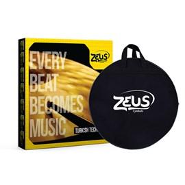 """Kit Zeus Custom B20 Set e 20"""" 16"""" 14"""" 10"""" + Capa Zeus"""