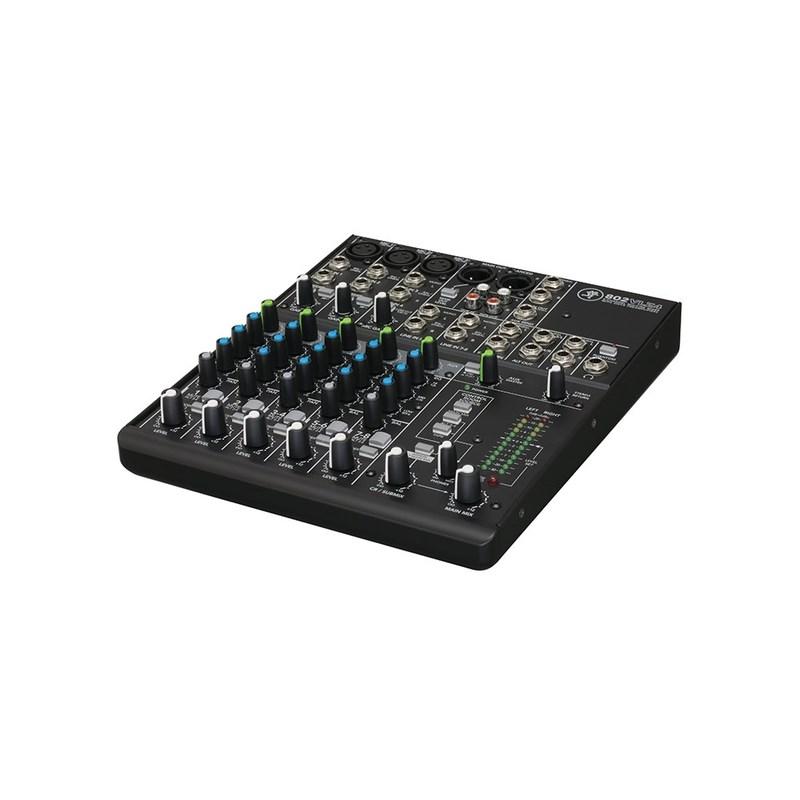 Mesa de Som Mixer 802-vlz4 Mackie