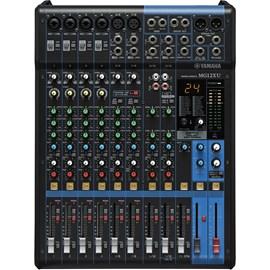 Mesa de Som Mixer Mg -12xu - Usb
