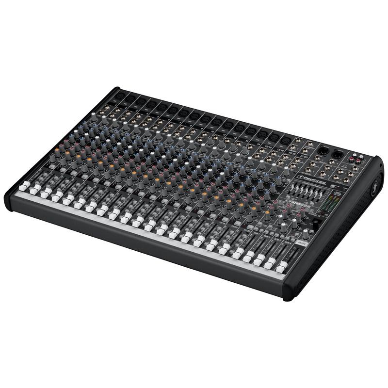 Mesa de Som Mixer Profx 22 Mackie