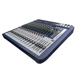 MESA DE SOM MIXER SIGNATURE 16 Soundcraft