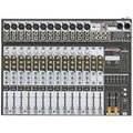 Mesa de som Mixer SX 1602 FX USB Soundcraft