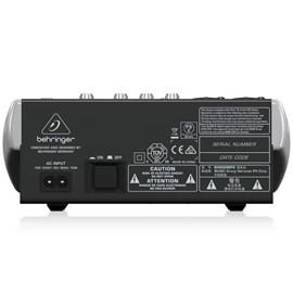 Mesa de Som Mixer Xenix QX602 MP3 Behringer
