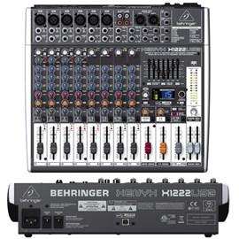 Mesa de Som Xenyx X1222 Usb - Behringer Behringer
