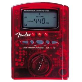 Metronomo Afinador MT-1000 Fender - Vermelho (Red) (RE)