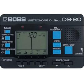 Metrônomo DB-60 Boss