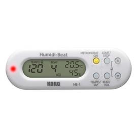 Metrônomo Digital Humidi Beat HB1 Korg - Branco (WH)