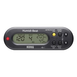 Metrônomo Digital Humidi Beat HB1 Korg - Preto (BK)
