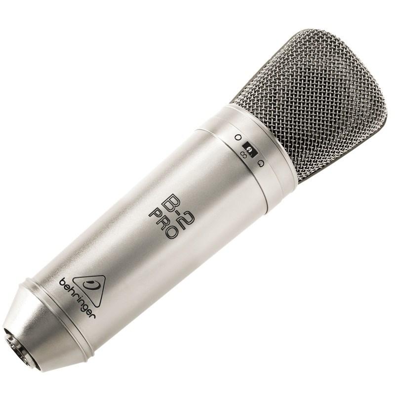 Microfone Behringer Condensador B-2 Pro Dual Behringer