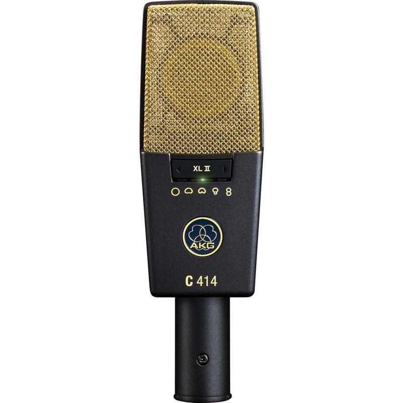 Microfone C 414 B-xl Ii Akg