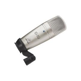 Microfone Condensador C-1u (Usb) Behringer
