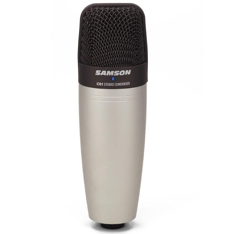 Microfone Condensador C01 Samson
