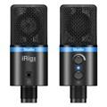 Microfone Condensador Cardióide Usb iRig Mic Studio IK Multimedia