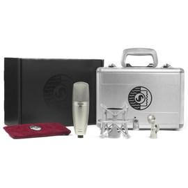 Microfone Condensador para Gravação Ksm44a/sl Shure