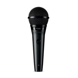 Microfone Dinâmico Cardiode PGA 58-LC Shure