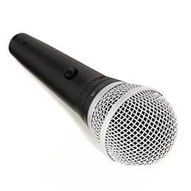 Microfone Dinâmico Cardiode PGA48-LC Shure