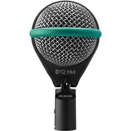 Microfone Dinâmico D112 Mkii (Bumbo) Akg