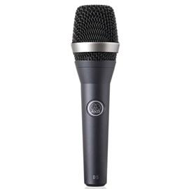 Microfone Dinâmico D5 Super Cardióide