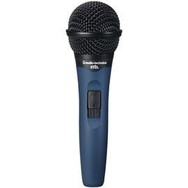 Microfone Dinâmico de Mão Mb-1k Audio Technica