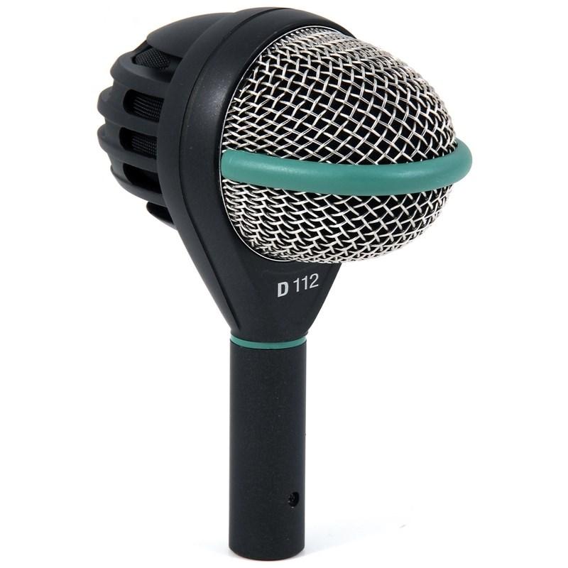 Microfone Dinâmico para Bumbo D112 Akg