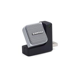 Microfone Portatil Usb Condensador Go Mic Direct Samson