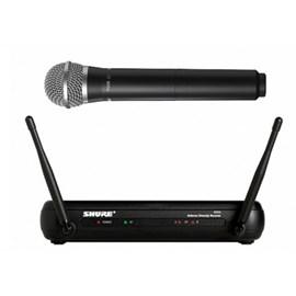 Microfone S/ Fio Svx-24br/pg-58 (Bastão) Shure