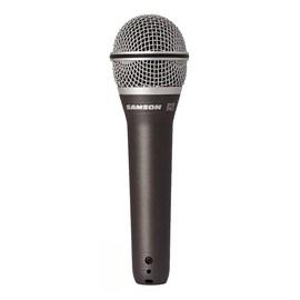 Microfone Samson Q7 Dinâmico para Vocal