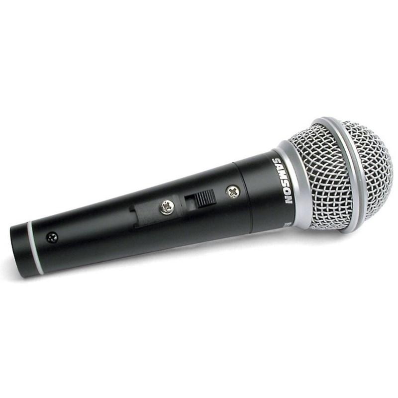 Microfone Samson R21 S (Single) Samson