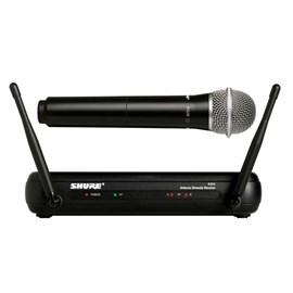 Microfone sem Fio PG28 com Sistema SVX24 Shure