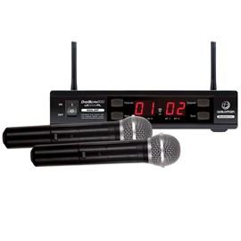 Microfone Sem Fio Uc2100pl Waldman