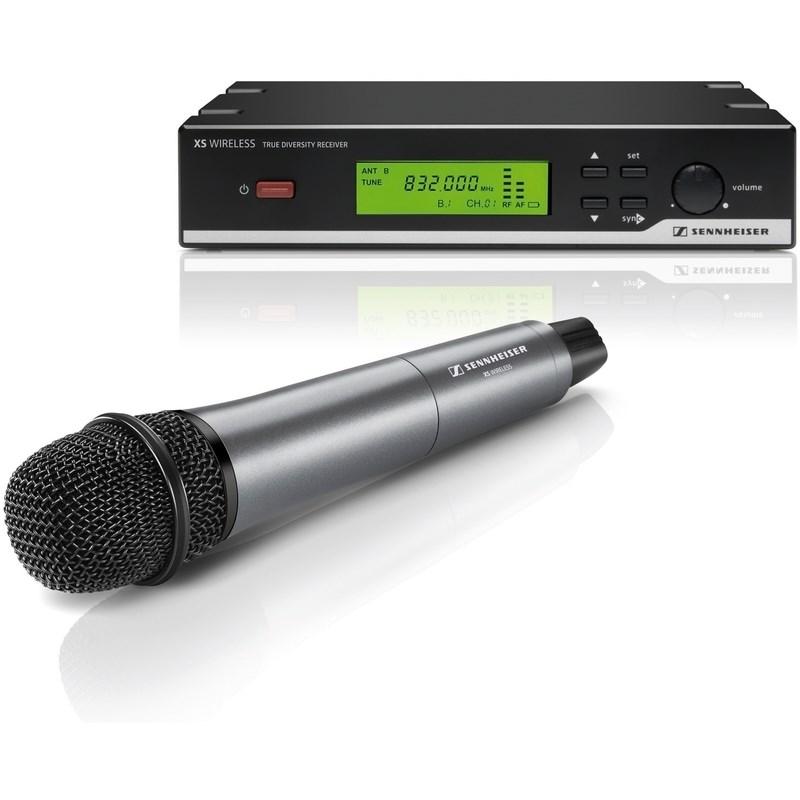 Microfone Sem Fio XSW-35 Sennheiser