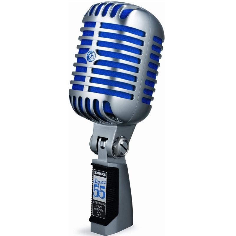 Microfone Super 55 Shure