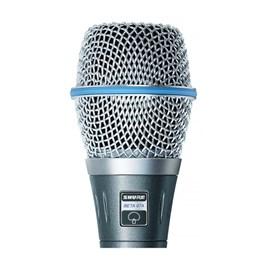 Microfone Supercardioide Condensador para Voz  Beta 87a Shure
