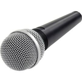 Microfone Sv 100 - Dinâmico Cardióide para Vocal Shure - Preto (BK)