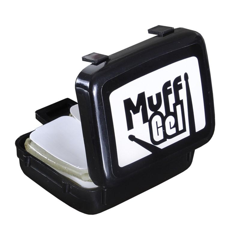 Mini Abafador de Tambores Muff Gel Luen