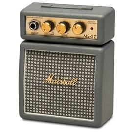 Mini Amplificador MS2C para Guitarra Marshall