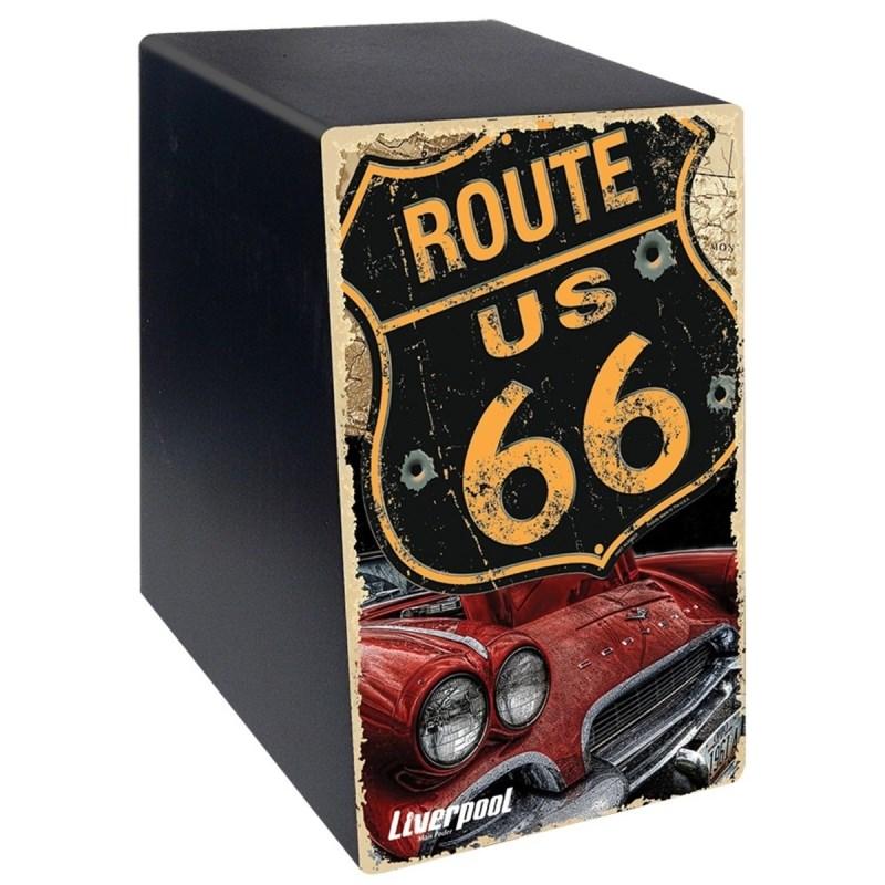 Mini Cajon Route US 66 CAJ ROUTE Liverpool