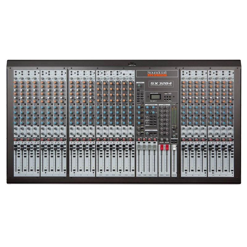 Mixer Sx3204 Fx Soundcraft